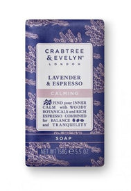 Crabtree & Evelyn Lavender & Espresso Soap