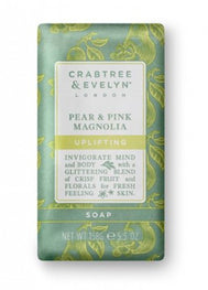 Crabtree & Evelyn Pear & Pink Magnolia Soap