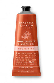 Crabtree & Evelyn Pomegranate & Argan Oil Hand Therapy