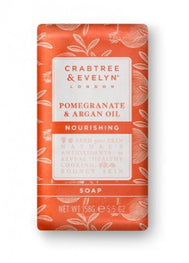 Crabtree & Evelyn Pomegranate & Argan Oil Soap
