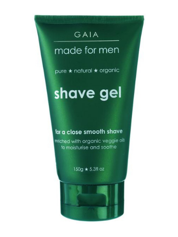 GAIA Skin Naturals Made for Men Shave Gel