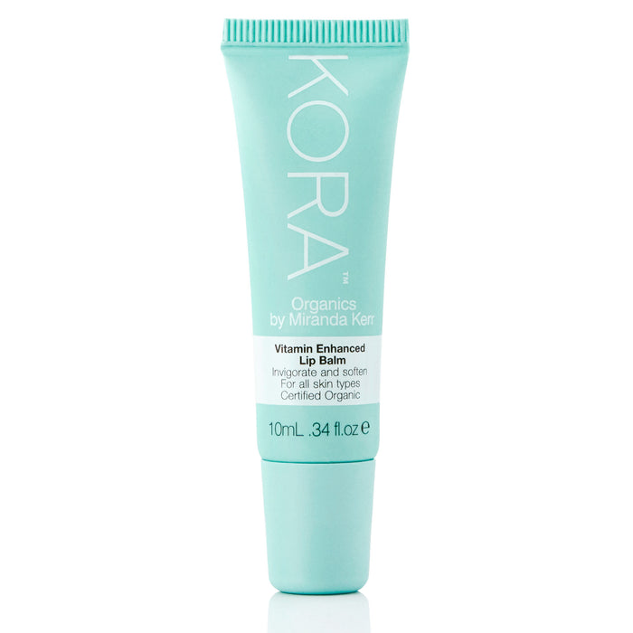 KORA Organics Vitamin Enhanced Lip Balm