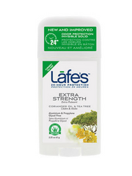 Lafe's Natural Twist Stick Deodorant - Extra Strength