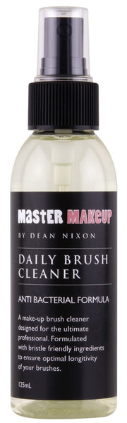 Master Makeup by Dean Nixon MM Daily Brush Cleaner, anti bacterial formula