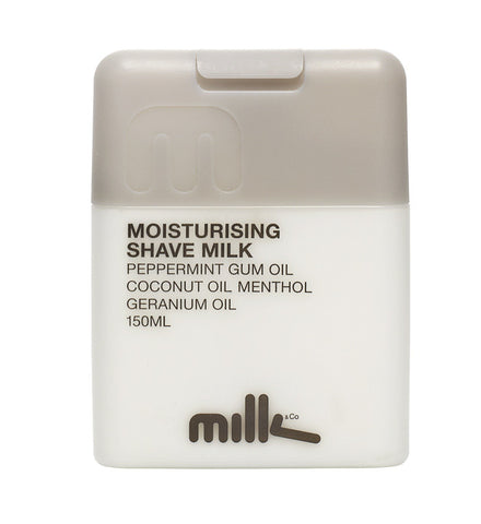 Milk & Co. Milk by Michael Klim Moisturising Shave Milk