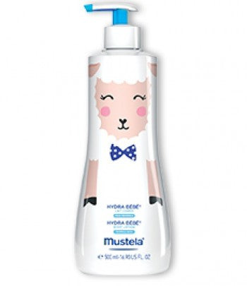 Mustela Baby Hydra Bébé Body Lotion Limited Edition Phillipe the Sheep