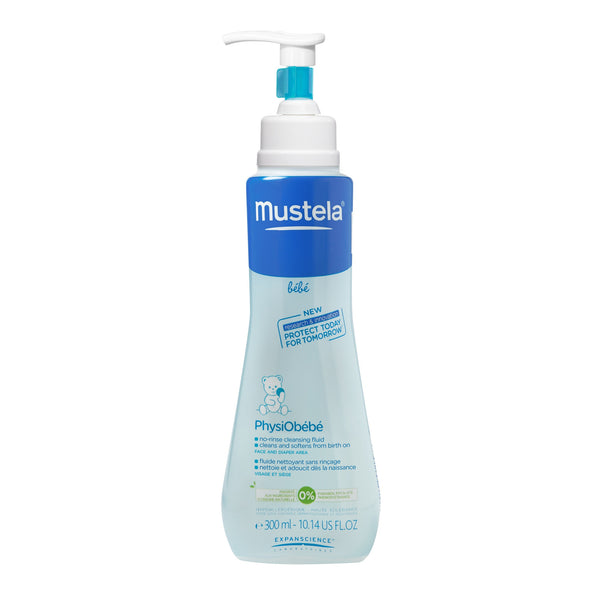 Mustela Baby PhysiObébé No-Rinse Cleansing Fluid