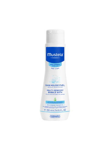 Mustela Baby Multi-Sensory Bubble Bath