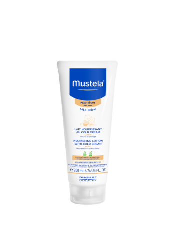 Mustela Baby Nourishing Lotion with Cold Cream - Body