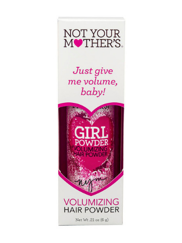 Not Your Mother's Hair Care Girl Powder Volumizing Hair Powder