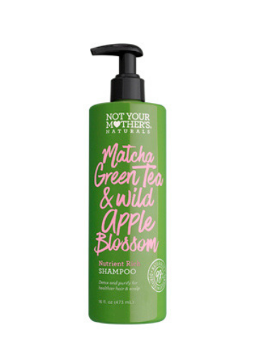 Not Your Mother's Hair Care Matcha Green Tea & Wild Apple Blossom Nutrient Rich Shampoo