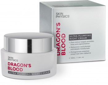 Skin Physics Dragon's Blood Ultra Plumping Night Cream