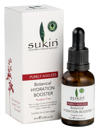 Sukin Purely Ageless Botanical Hydration Booster