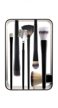 TBX The Beauty Exchange The Clique Rectangle Brush Holder