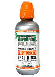 TheraBreath PLUS Oral Rinse