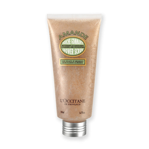 L'Occitane En Provence Almond Shower Scrub