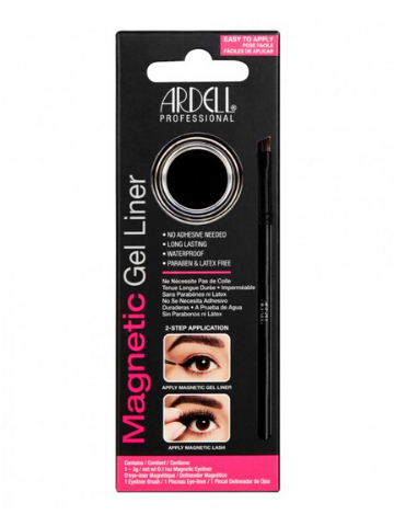 Ardell Magnetic Gel Liner Black