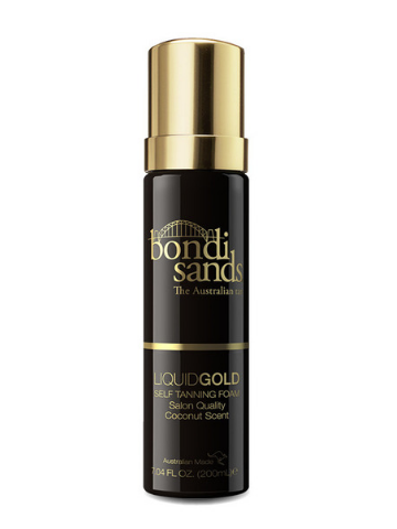 Bondi Sands Liquid Gold Self Tanning Foam
