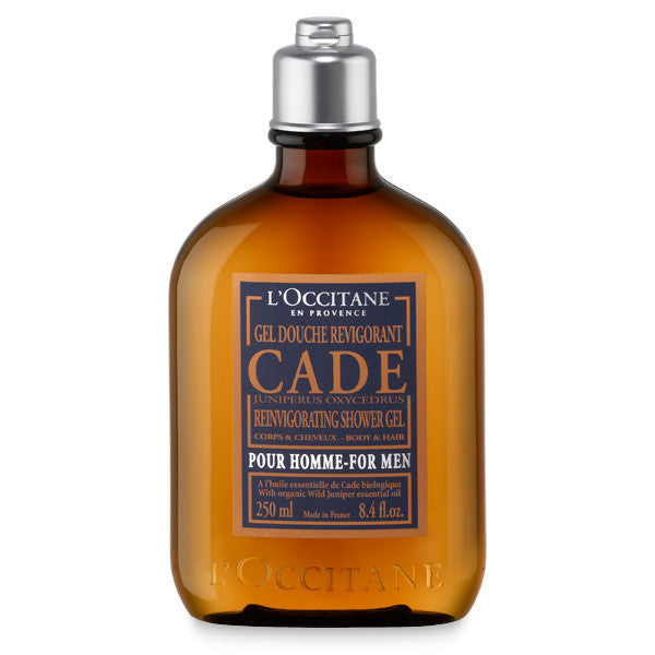 L'Occitane En Provence Cade Shower Gel for Body & Hair