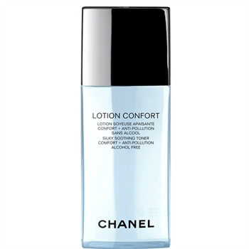 Chanel Lotion Confort - Silky Soothing Toner Comfort + Anti-Pollution Alcohol Free