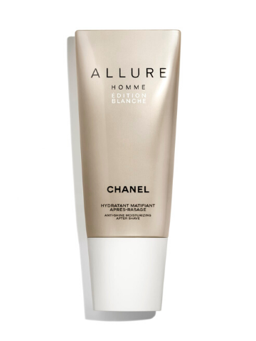 Chanel Allure Homme Édition Blanche Anti-Shine Moisturising After Shave