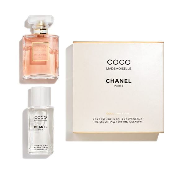 Chanel Coco Mademoiselle Essentials For The Weekend Chanel Gift