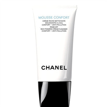 Chanel Mousse Confort - Rinse Off Rich Foaming Cream Cleanser Comfort + Anti-Pollution