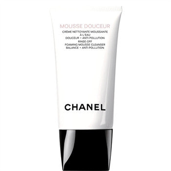 Chanel Mousse Douceur - Rinse-Off Foaming Mousse Cleanser Balance + Anti-Pollution