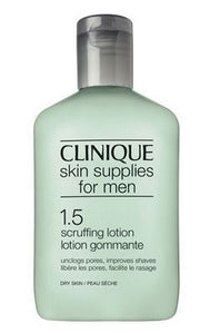 Clinique Skin Supplies for Men Scruffing Lotion 1.5 - Dry Skin