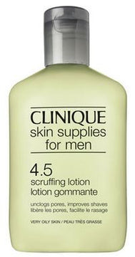 Clinique Skin Supplies for Men Scruffing Lotion 4.5 - Very Oily Skin