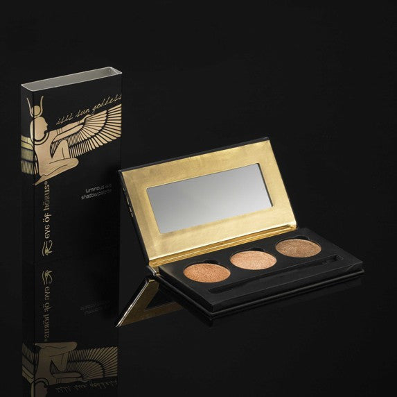 Eye of Horus Isis Sun Goddess Eye Shadow Palette