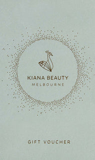 KIANA BEAUTY Gift Voucher