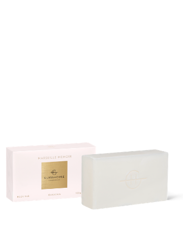 Glasshouse Fragrances Marseille Memoir Gardenia Body Bar