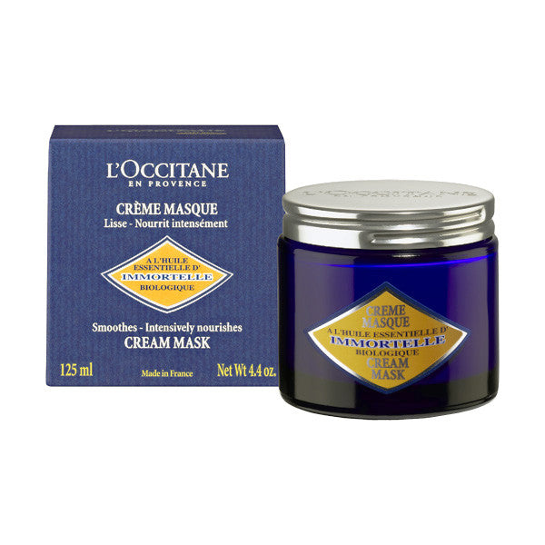 L'Occitane En Provence Immortelle Cream Mask