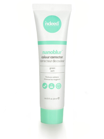 Indeed Labs Nanoblur Colour Corrector Green