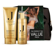 Jbronze The Perfect Tan Value Pack