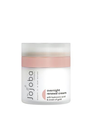 Jojoba Company Overnight Renewal Cream