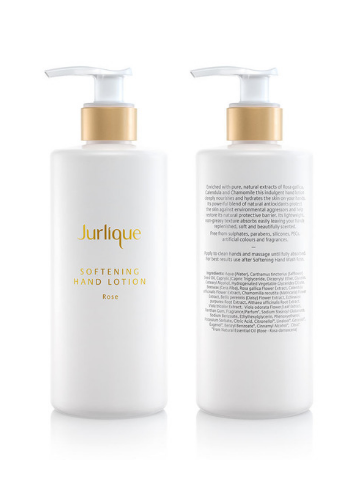 Jurlique Softening Hand Lotion Rose