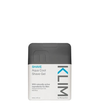 KLIM by Michael Klim Aqua Cool Shave Gel