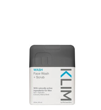 KLIM by Michael Klim Face Wash & Scrub
