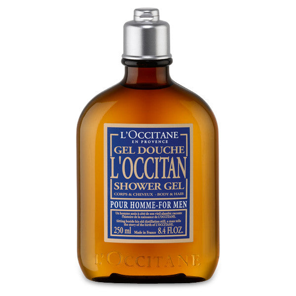 L'Occitane En Provence L'Occitan Shower Gel for Body & Hair