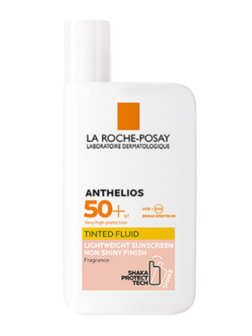 La Roche-Posay Anthelios Tinted Fluid Facial Sunscreen SPF 50+