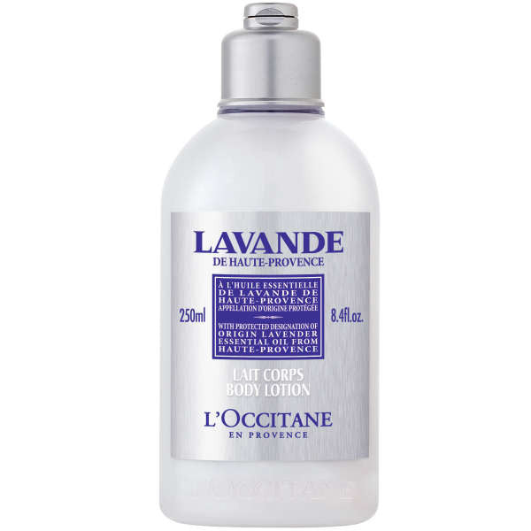 L'Occitane En Provence Lavender Body Lotion Certified Organic