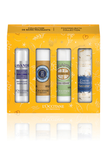 L'Occitane En Provence Dreamy Bath Collection