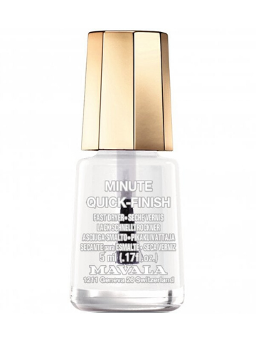 Mavala Minute Quick-Finish Top Coat