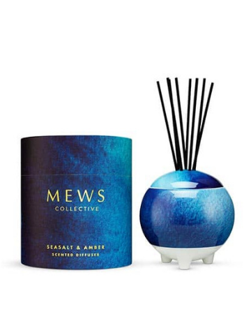 Mews Collective Seasalt & Amber Large Diffuser