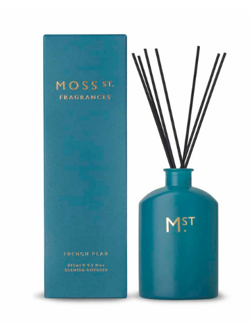 Moss St. Fragrances French Pear Scented Diffuser