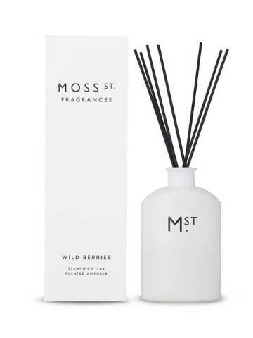 Moss St. Fragrances Wild Berries Scented Diffuser