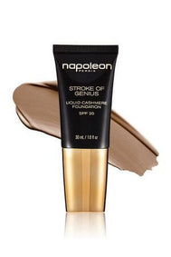 Napoleon Perdis Stroke of Genius Foundation Liquid Cashmere Foundation SPF 20