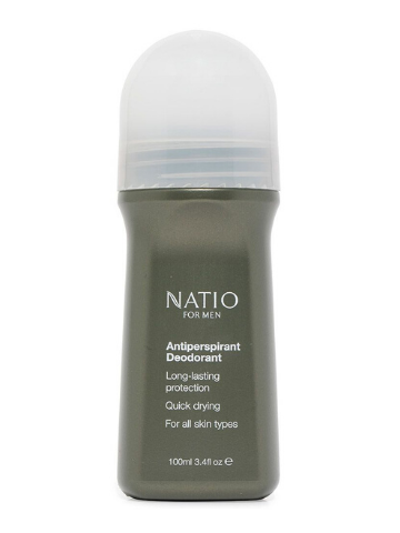 Natio For Men Antiperspirant Deodorant